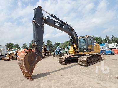 2017 JOHN DEERE 210GLC Hydraulic Excavator
