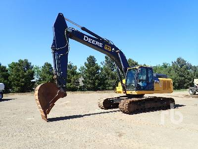 2018 JOHN DEERE 250GLC Hydraulic Excavator