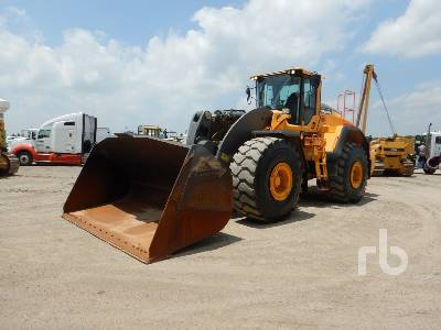 2017 VOLVO L250H Wheel Loader