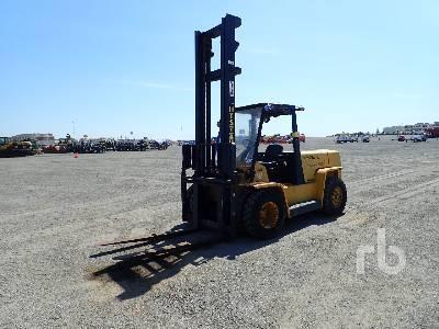 1989 HYSTER 15500 Lb Forklift