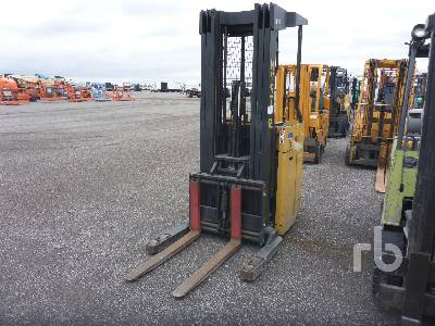HYSTER N40ER 4000 Lb Stand Up Electric Forklift