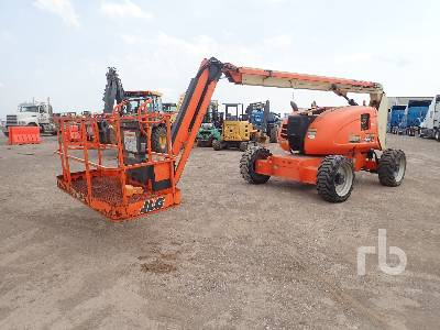 2014 JLG 600AJ Articulated Boom Lift
