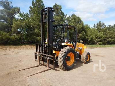 2012 JCB 9304 6000 Lb 4x4 Rough Terrain Forklift