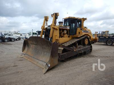 2002 CATERPILLAR D8R Series II Crawler Tractor