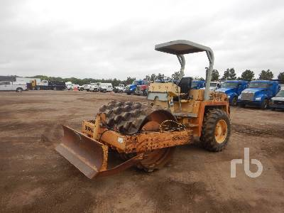 1997 BOMAG BW172PDB-2 Vibratory Padfoot Compactor