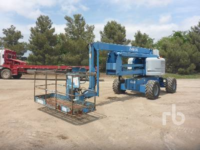 2008 GENIE Z60/34 4x4 Articulated Boom Lift