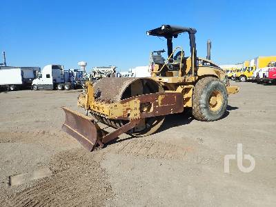 2003 CATERPILLAR CS563E Vibratory Roller