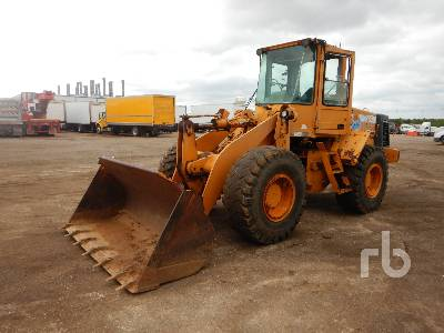 2002 HYUNDAI HL740-3 Wheel Loader