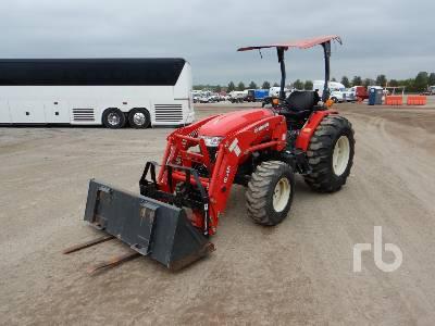 BRANSON 5220R MFWD Utility Tractor