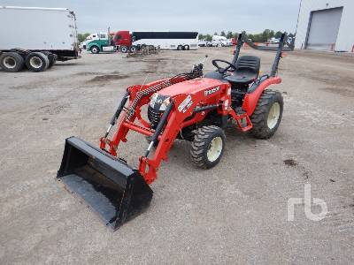 2019 BRANSON 2510H MFWD Utility Tractor
