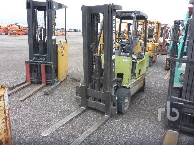 CLARK GCX25E 5000 Lb Forklift