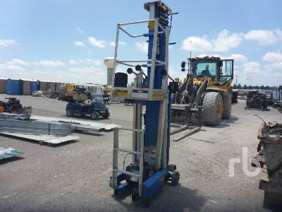 UPRIGHT UL38 Electric Material Lift