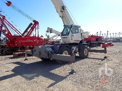 1999 TEREX RT230 30 Ton 4x4x4 Rough Terrain Crane
