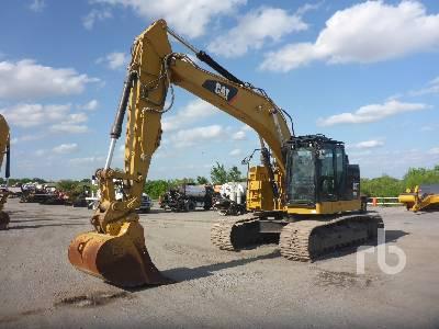 2015 CATERPILLAR 335FL Hydraulic Excavator