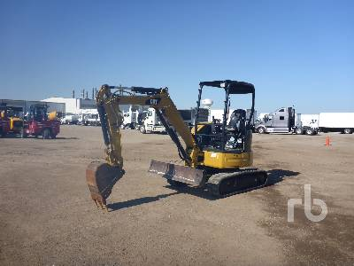 2017 CATERPILLAR 303ECR Mini Excavator (1 - 4.9 Tons)