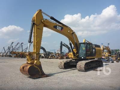 2014 CATERPILLAR 349FL Hydraulic Excavator