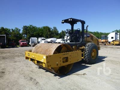2016 CATERPILLAR CS56B Vibratory Roller