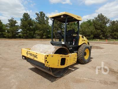 2014 BOMAG BW177DH-5 Vibratory Roller