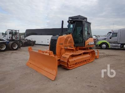 2004 CASE 850K Crawler Tractor