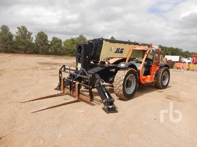 2015 JLG 1055 10000 Lb 4x4x4 Telescopic Forklift