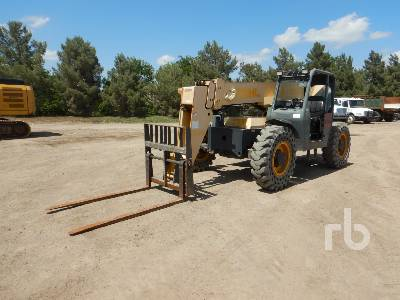 2011 GEHL RS6-42 6600 Lb 4x4x4 Telescopic Forklift