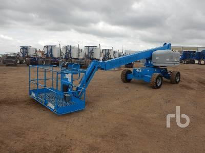 2012 GENIE S45 4x4 Boom Lift