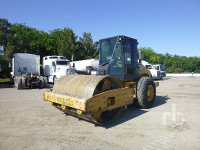 2008 CATERPILLAR CS563E Vibratory Roller