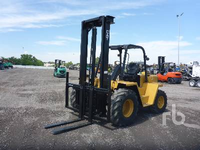 CATERPILLAR R80 8000 Lb Rough Terrain Forklift