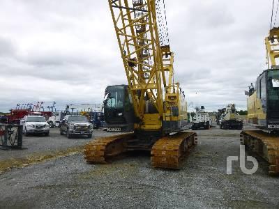 2011 KOBELCO CK1100G 110 Ton Crawler Crane