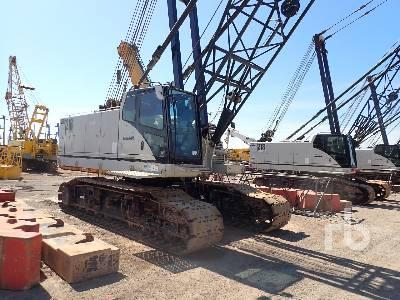 2012 LINK-BELT 218 HSL 110 Lb Self-Erecting Crawler Crane