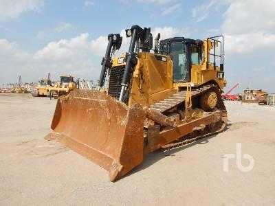 2015 CATERPILLAR D8T Crawler Tractor