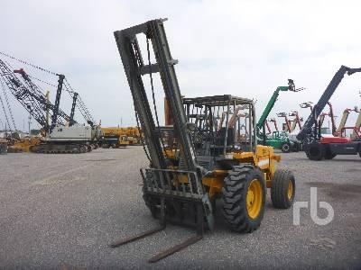 1996 JCB 930 6000 Lb Rough Terrain Forklift