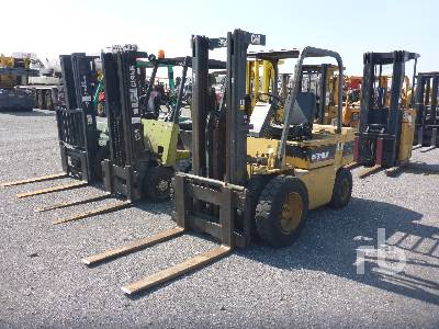 CATERPILLAR VC60E 6000 Lb Forklift