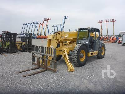 2014 GEHL DL1155 11000 Lb 4x4x4 Telescopic Forklift