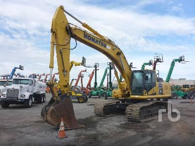 2012 KOMATSU PC360LC-10 Hydraulic Excavator