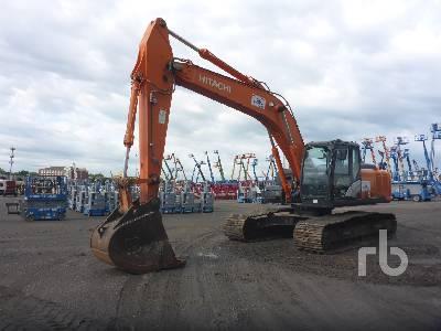 2013 HITACHI ZX250LC5 Hydraulic Excavator