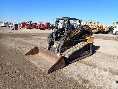 2014 NEW HOLLAND C238 Compact Track Loader