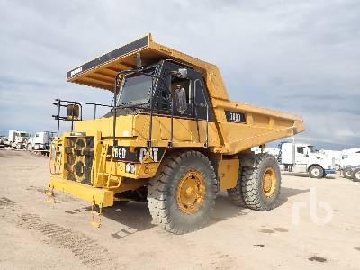1999 CATERPILLAR 769D Rock Truck
