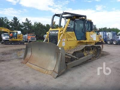 2014 KOMATSU D65EX-17 Crawler Tractor