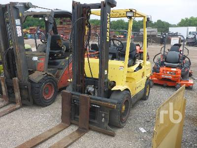 HYSTER H60XM PARTS ONLY Forklift Parts/Stationary Construction-Other