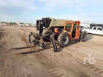 2012 JLG G1055A 10000 Lb 4x4x4 Telescopic Forklift