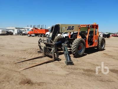 2013 JLG G1043A 10000 Lb 4x4x4 Telescopic Forklift