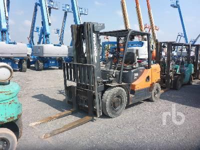 DOOSAN D35S5 Forklift