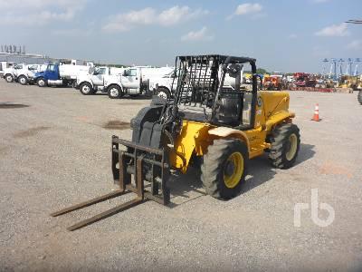2008 JCB 52050 5000 Lb 4x4x4 Telescopic Forklift