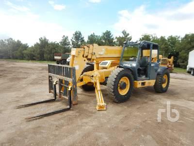 2013 GEHL DL1155 11000 Lb 4x4x4 Telescopic Forklift