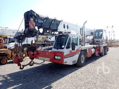 2002 LINK-BELT HTC8640 40 Ton T/A Hydraulic Truck Crane
