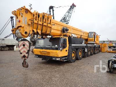 2007 GROVE GMK6300 350 Ton 12x10x12 All Terrain Crane