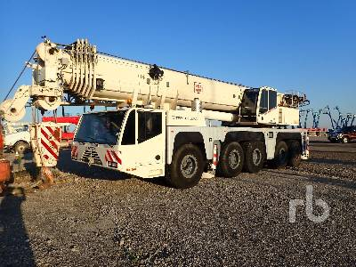 2005 DEMAG AC200-1 240 Ton 10x8x8 All Terrain Crane