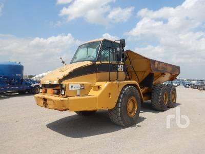 2004 CATERPILLAR 730 6x6 Articulated Dump Truck