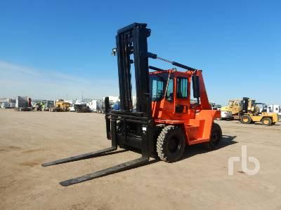 EAVES F295 29500 Lb Forklift